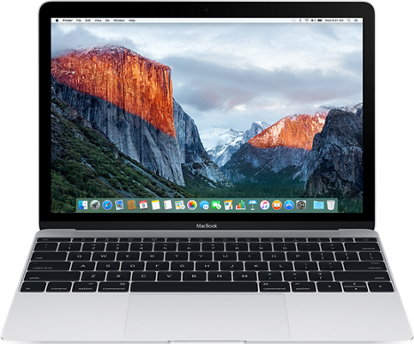 "Apple MacBook 12"" Retina MLHA2 Silver"