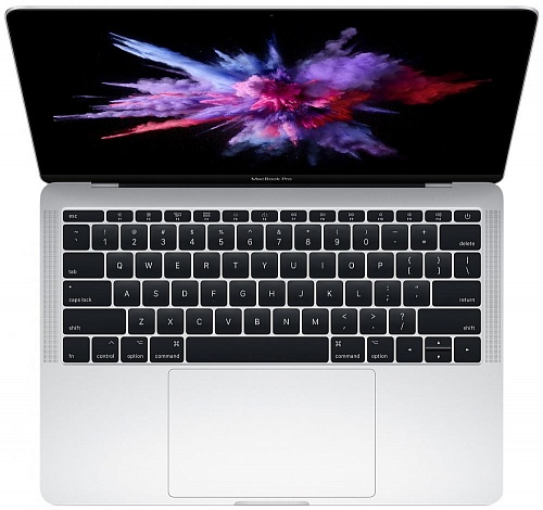 "Apple MacBook Pro 13"" MPXR2 128GB Silver"
