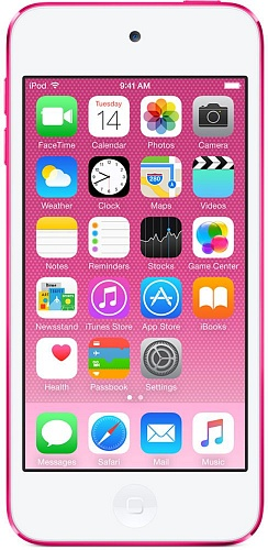 Apple iPod touch 16GB Pink