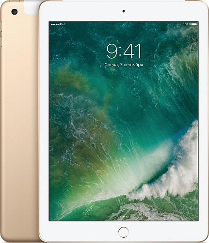 Apple iPad 128Gb Wi-Fi + Cellular Gold