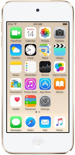 Apple iPod touch 32GB Gol