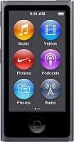 Apple iPod nano Space Gray