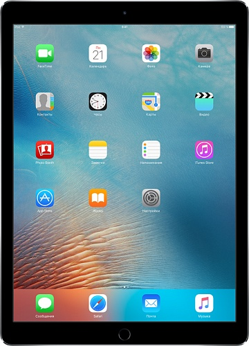 Apple iPad Pro 12.9 Wi-Fi 256GB Gray