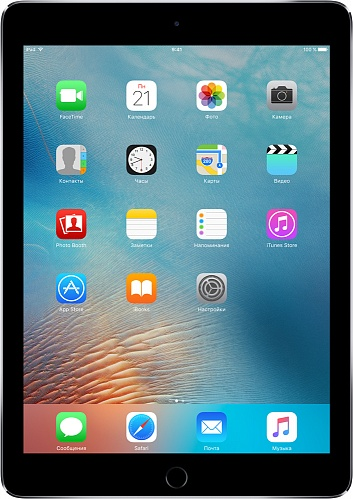 Apple iPad Pro 9.7 Wi-Fi 128GB Gray