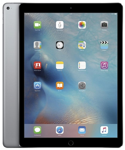 Apple iPad Pro 12.9 Wi-Fi 128GB Gray